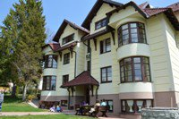 Planina Zlatibor smeštaj, vila na Sunčanom bregu