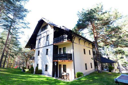 zlatibor smestaj apartmani vila u borovom parku
