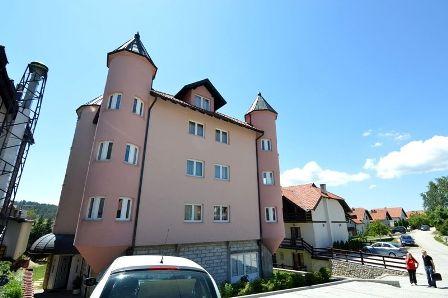 zlatibor travel smestaj vila dvorac